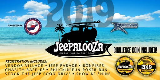 "Gulf Coast Jeepalooza | ""The Jeep Event Like No Other!"""