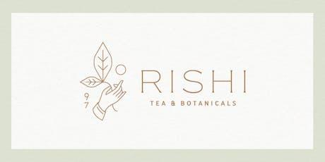 Rishi Tea & Botanicals Pop-Up Dinner tickets