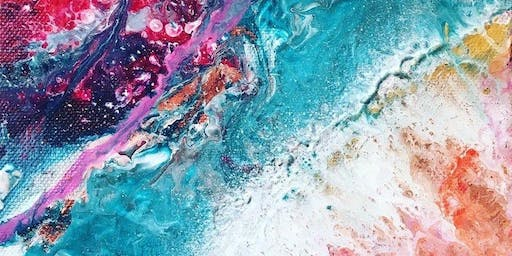 Pour Painting