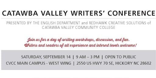 Catawba Valley Community College 2019 Writers' Workshop