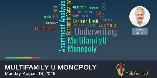 Multifamily U Monopoly with Anna Myers