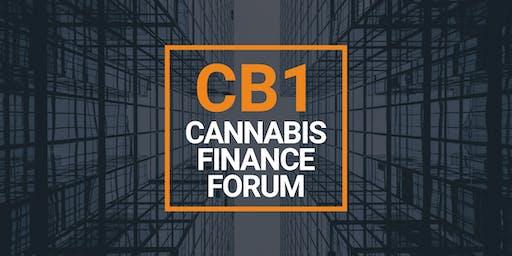 CB1 - Cannabis Finance Forum