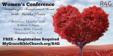 R4G Women's Conference with Martha Peace tickets
