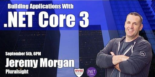 Building Applications in .NET Core 3
