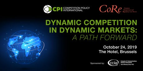 Dynamic Competition in Dynamic Markets: A Path Forward - EUROPE tickets