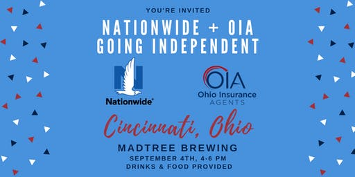 Nationwide + OIA: Going Independent
