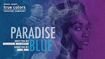 """Paradise Blue"""