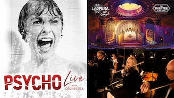 """""""Psycho"""" Live with Orchestra"""