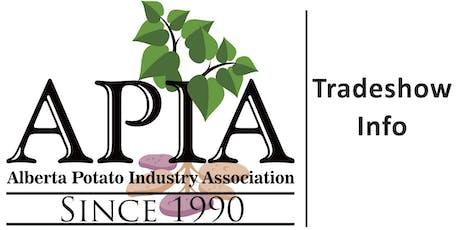 2019  Tradeshow - Alberta Potato Conference tickets