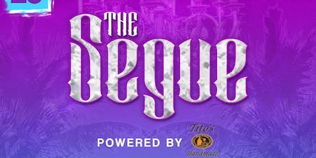 The Segue Day Party @ The DL Rooftop tickets