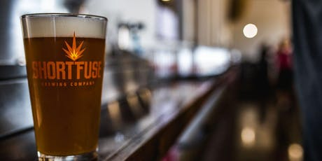 ShortFuse Brewing Beer & Food Pairing tickets