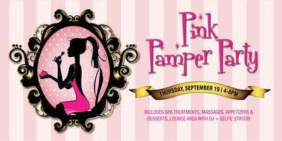 Pink Pamper Party