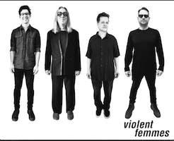 Riot Fest Late Night: Violent Femmes