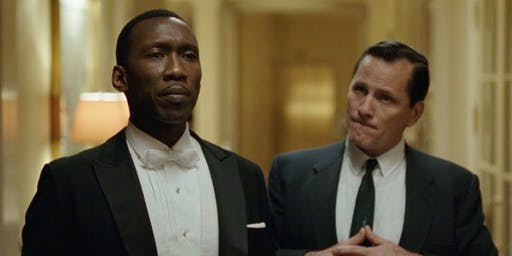 Green Book (12A) - The Ritz @St Vincent
