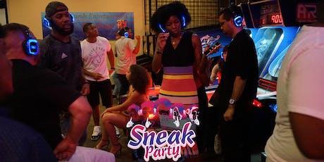 Sneak Party tickets