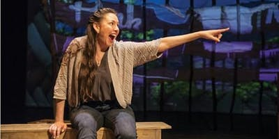 """Fall NDN Road Trip: Eiteljorg Museum and Indianapolis Repertory Theatre play, """"And So We Walked: An Artist's Journey Along the Trail of Tears"""""""