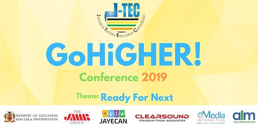 GoHiGHER! Conference 2019