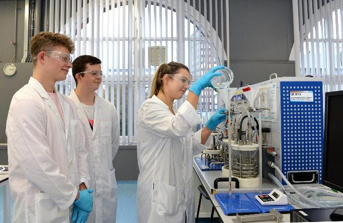 Strathclyde Chemical Engineering - Open Day (8 April 2020)