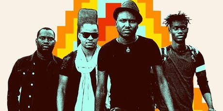 Songhoy Blues with Kalu & The Electric Joint tickets