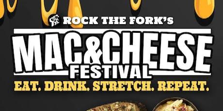 Mac & Cheese Festival Riverside tickets
