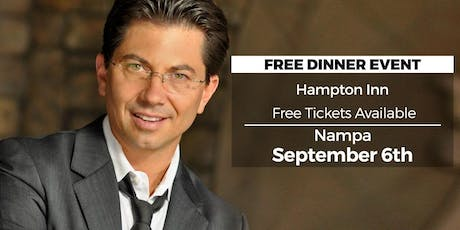 (FREE) Millionaire Success Habits revealed in Nampa by Dean Graziosi tickets