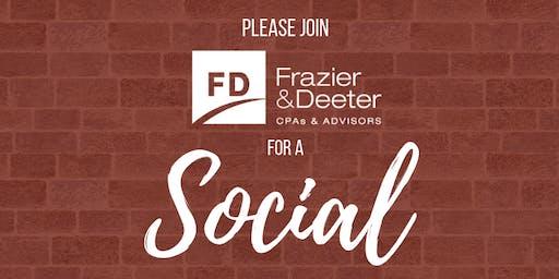 Frazier & Deeter Social - GCSU