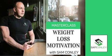 Weight Loss Motivation Masterclass tickets