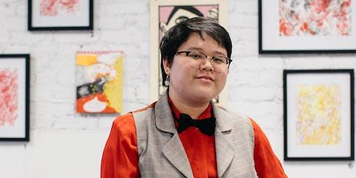 Artist Talk with Kim Sandara