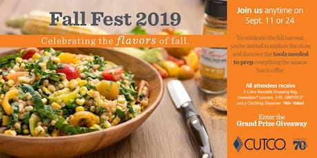 Fall Fest 2019 tickets