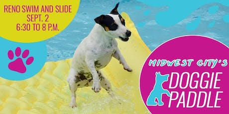 2019 Doggie Paddle tickets