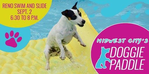 2019 Doggie Paddle