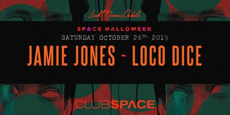 Jamie Jones & Loco Dice tickets