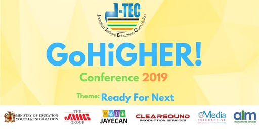 GoHiGHER! Conference 2019 - Test
