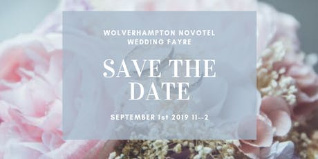 Wolverhampton Wedding Fayre tickets