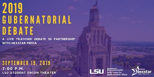 2019 Gubernatorial Debate