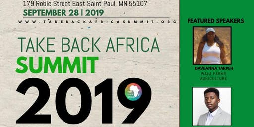 The Take Back Africa Summit 2019