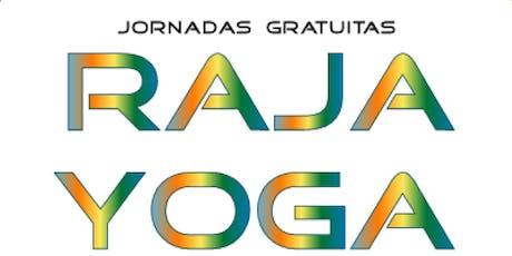 JORNADAS GRATUITAS DE MEDITACIÓN RAJA YOGA entradas