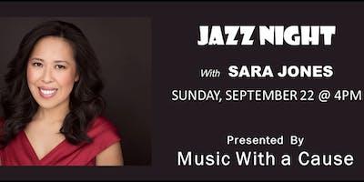 Jazz Night with Sara Jones