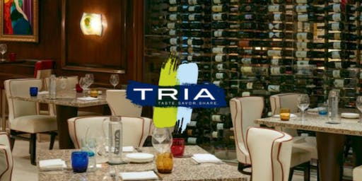 TRIA-Half Off Entree Event in August