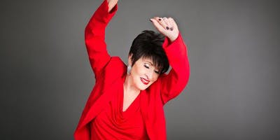 LIVE ON STAGE! THE ONE AND ONLY  CHITA RIVERA