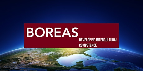 Boreas Workshop: Developing Intercultural Competence tickets