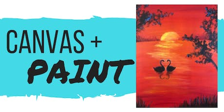 Canvas+Paint - September tickets