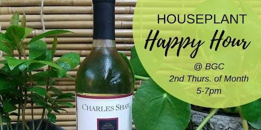 House Plant Happy Hour