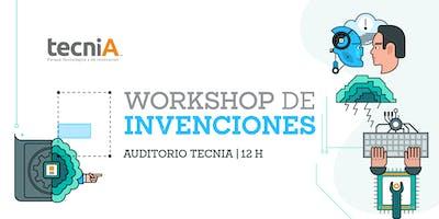 tecniA - Workshop de Invenciones 2019