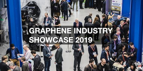 Graphene Industry Showcase 2019 tickets