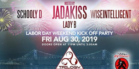 Labor Day weekend In America kick off Party with JadaKiss & Friends tickets