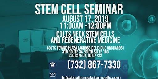 Stem Cell Seminar