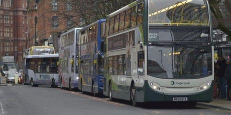 Sheffield City Region Bus Review tickets