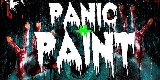 21+ Panic -n- Paint