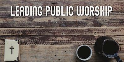 Leading Public Worship